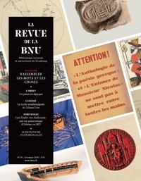 Christophe Didier - La Revue de la BNU N° 18, automne 2018 : Rassembler les mots et les choses.