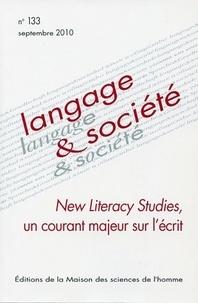 Béatrice Fraenkel et Michael Cole - Langage & société N° 133, Septembre 20 : New Literacy studies, un courant majeur sur l'écrit.