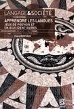 Chiara Bemporad - Langage & société N° 157, troisième tr : Apprendre les langues - Jeux de pouvoir et enjeux identitaires.