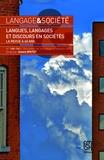 Josiane Boutet - Langage & société N° 160-161, deuxième : Langues, langages et discours en sociétés.