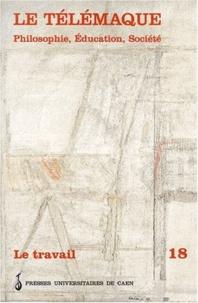 Alain Vergnioux - Le Télémaque N° 18 : Le travail.