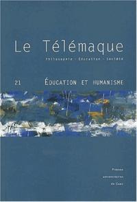 Alain Vergnioux - Le Télémaque N° 21 : Education et humanisme.