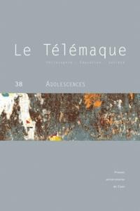 Dominique Ottavi et Brigitte Frelat-Kahn - Le Télémaque N° 38 : Adolescences.