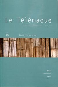Brigitte Frelat-Kahn - Le Télémaque N° 55/2019 : Temps et éducation.