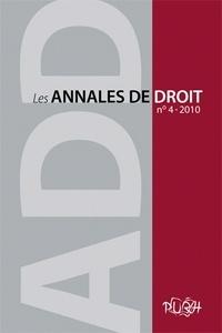 Les Annales de droit N° 4, 2010.pdf