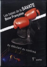 Victor Sebastiao - Les bases de la savate - Boxe française. 1 DVD