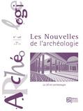 Robert Vergnieux et François Giligny - Les nouvelles de l'archéologie N° 146, décembre 201 : La 3D en archéologie.