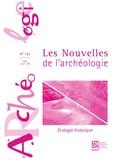 Stéphen Rostain et Geoffroy de Saulieu - Les nouvelles de l'archéologie N° 152, juin 2018 : Ecologie historique.