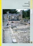 Maison des sciences de l'homme - Les nouvelles de l'archéologie N° 155, mars 2019 : Varia.