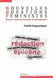 Fabienne Baider et Edwige Khaznadar - Nouvelles Questions Féministes Volume 26 N° 3/2007 : Parité linguistique.