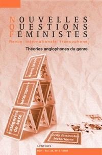 Marilène Vuille - Nouvelles Questions Féministes Volume 28 N° 3/2009 : Théories anglophones du genre.