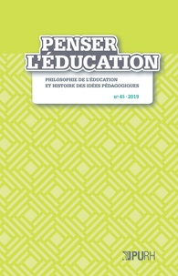 Penser léducation N° 45/2019.pdf