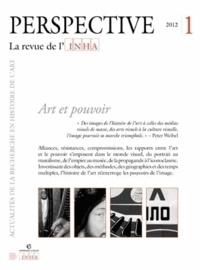 Antoinette Le Normand-Romain - Perspective N° 1/2012 : Art et pouvoir.