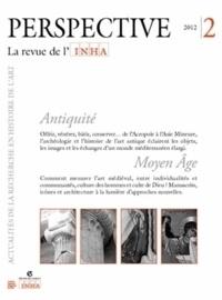 Pierre Wachenheim - Perspective N° 2/2012 : Antiquité/Moyen Age.