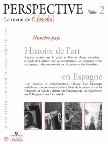 Mercedes Blanco - Perspective N° 2, Juin 2009 : Histoire de l'art en Espagne.