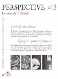 Lorraine Daston - Perspective N° 3/2010-2011 : Période moderne/Epoque contemporaine.