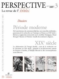 Frédéric Elsig et Charlotte Guichard - Perspective N° 3, Septembre 2009 : Période moderne / XIXe siècle.