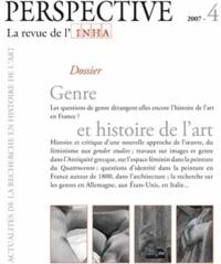 Elisabeth Lebovici et Yves Michaud - Perspective N° 4/2007 : Genre et histoire de l'art.