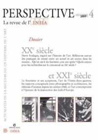Marion Boudon-Machuel - Perspective N° 4, Décembre 2009 : XXe et XXIe siècle.