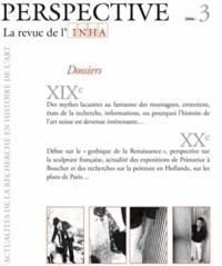 Antonio Pinelli - Perspective N° 3/2006 : XIXe - XXe-XXIe siècles.