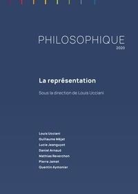 Louis Ucciani - Philosophique 2020 : La représentation.