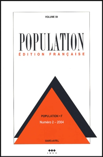 Ined - Population N° 2 : .