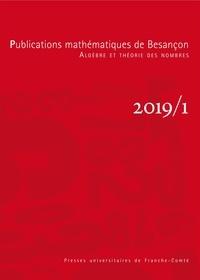 Christophe Delaunay - Publications mathématiques de Besançon N° 1/2019 : .