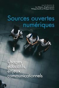 Luc Massou et Brigitte Juanals - Questions de communication Actes N° 39/2019 : Sources ouvertes numériques - Usages éducatifs, enjeux communicationnels.