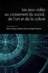 Sylvie Craipeau et Sébastien Genvo - Questions de communication Actes N° 8/2010 : Les jeux vidéo au croisement du social, de l'art et de la culture.