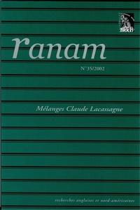 Christian Civardi et Albert Hamm - Ranam N° 35/2002 : Mélanges Claude Lassagne.