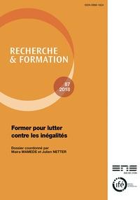 Recherche et formation N° 87-2018.pdf