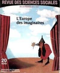 Freddy Raphaël et Julien Freund - Revue des Sciences Sociales N° 20/1993 : L'Europe des imaginaires.