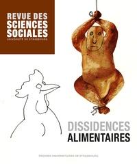 Camille Adamiec et Vulca Fidolini - Revue des Sciences Sociales N° 61/2019 : Dissidences alimentaires.