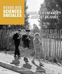 Virginie Vinel - Revue des Sciences Sociales N° 64/2020 : Modèles d'enfance.
