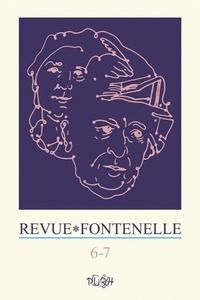 Jean Dagen et Diego Venturino - Revue Fontenelle N° 6-7/2008-2009 : .