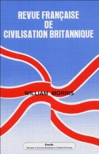 Martine Faraut - Revue française de civilisation britannique Volume 13 N° 1, auto : William Morris.