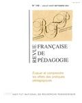INRP - Revue française de pédagogie N° 148, Juillet-Août : Evaluer et comprendre les effets des pratiques pédagogiques.