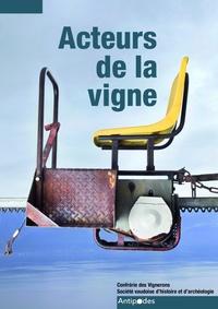 Sabine Carruzzo-Frey et Philippe Kaenel - Revue historique vaudoise N° 126/2018 : Acteurs de la vigne - Lavaux et Chablais vaudois.