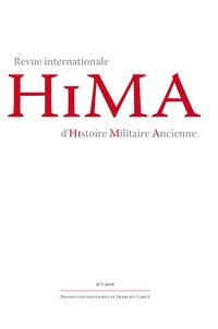 Giusto Traina - Revue internationale d'histoire militaire ancienne N° 7-2018 : .