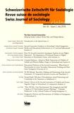 Sandro Cattacin et Rosita Fibbi - Revue suisse de sociologie Volume 42 N° 2, july : The New Second Generation.