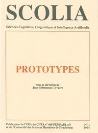 Anne Theissen et Georges Kleiber - Scolia N° 1/1994 : Prototypes.