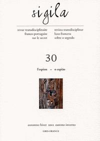 Florence Lévi - Sigila N° 30, Automne-hiver : L'espion.
