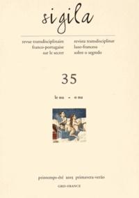 Florence Lévi - Sigila N° 35, Printemps-été : Le nu.
