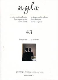 Florence Lévi - Sigila N° 43, printemps-été : L'anonyme.