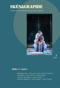 Pascal Lécroart - Skén&graphie N° 4 : Médée à l'opéra.