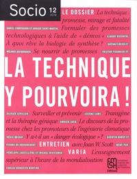 Daniel Compagnon et Arnaud Saint-Martin - Socio N° 12/2019 : La technique y pourvoira !.