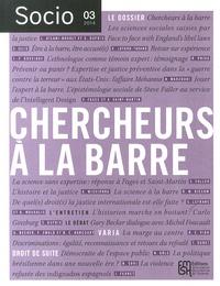 Laëtitia Atlani-Duault et Stéphane Dufoix - Socio N° 3, Septembre 2014 : Chercheurs à la barre.