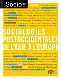 Michel Wieviorka et Laurence Roulleau-Berger - Socio N° 5 : Inventer les sciences sociales postoccidentales.