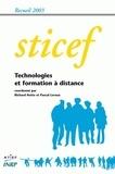 Richard Motte et Pascal Leroux - Sticef N° 10 : Recueil 2003 - Technologies et formation à distance.