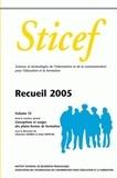 Sébastien George et Alain Derycke - Sticef N° 12 : Recueil 2005.